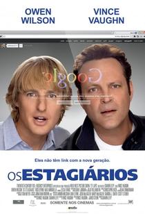 Os Estagiários - Poster / Capa / Cartaz - Oficial 1