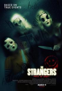 Os Estranhos: Caçada Noturna - Poster / Capa / Cartaz - Oficial 1
