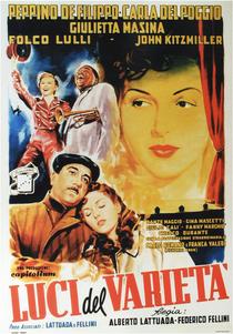 Mulheres e Luzes - Poster / Capa / Cartaz - Oficial 3