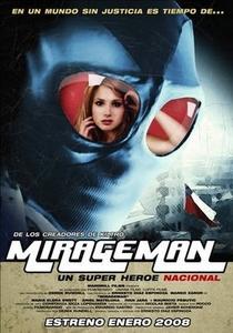 Mirageman - Poster / Capa / Cartaz - Oficial 1