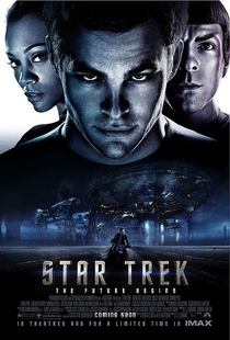 Star Trek - Poster / Capa / Cartaz - Oficial 1