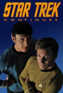 Star Trek Continues - Poster / Capa / Cartaz - Oficial 3