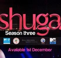 Shuga (3ª Temporada)  - Poster / Capa / Cartaz - Oficial 1