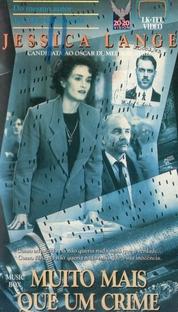 Muito Mais que um Crime - Poster / Capa / Cartaz - Oficial 2
