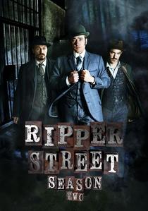 Ripper Street (2ª Temporada) - Poster / Capa / Cartaz - Oficial 1