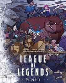 League of Legends: A Origem - Poster / Capa / Cartaz - Oficial 1