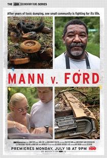 Mann Versus Ford - Poster / Capa / Cartaz - Oficial 1