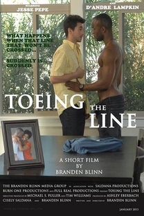 Toeing the Line - Poster / Capa / Cartaz - Oficial 1