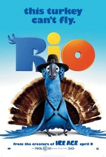 Rio - Poster / Capa / Cartaz - Oficial 11