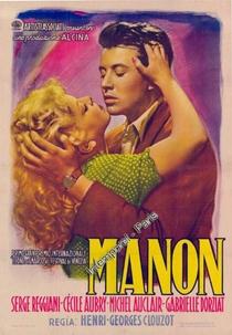 Manon - Anjo Perverso - Poster / Capa / Cartaz - Oficial 3