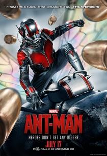 Homem-Formiga - Poster / Capa / Cartaz - Oficial 6