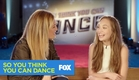 "SO YOU THINK YOU CAN DANCE | First Look: ""SYTYCD THE NEXT GENERATION"" 