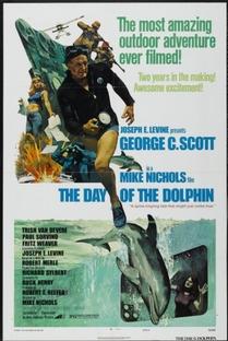 O Dia do Golfinho - Poster / Capa / Cartaz - Oficial 3