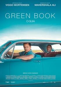 Green Book - O Guia - Poster / Capa / Cartaz - Oficial 2