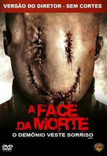 A Face da Morte - Poster / Capa / Cartaz - Oficial 4