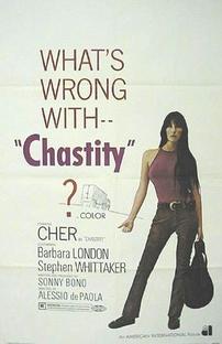 Uma garota chamada Castidade - Poster / Capa / Cartaz - Oficial 1