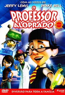O Professor Aloprado - Poster / Capa / Cartaz - Oficial 1