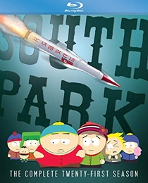 South Park (21ª Temporada) - Poster / Capa / Cartaz - Oficial 1