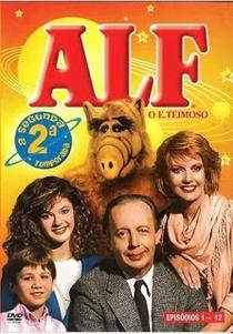 ALF, o ETeimoso (2ª Temporada) - Poster / Capa / Cartaz - Oficial 3