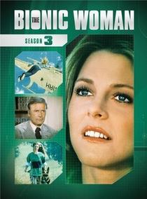 A Mulher Biônica (3ª Temporada) - Poster / Capa / Cartaz - Oficial 1