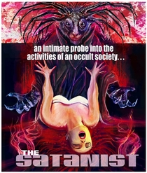 The Satanist - Poster / Capa / Cartaz - Oficial 4