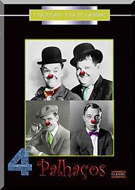 4 Palhaços - Poster / Capa / Cartaz - Oficial 1