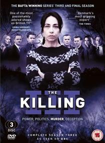 Forbrydelsen  (3ª Temporada) - Poster / Capa / Cartaz - Oficial 1