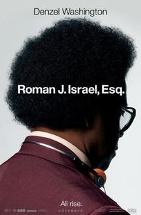 Roman J. Israel - Poster / Capa / Cartaz - Oficial 3