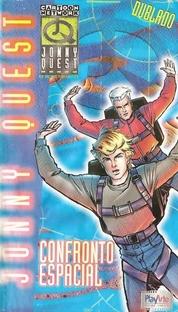 Jonny Quest - Confronto Espacial - Poster / Capa / Cartaz - Oficial 1