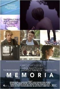 Memoria - Poster / Capa / Cartaz - Oficial 1