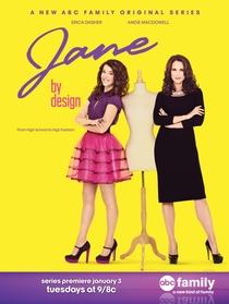 Jane By Design  (1ª temporada) - Poster / Capa / Cartaz - Oficial 3