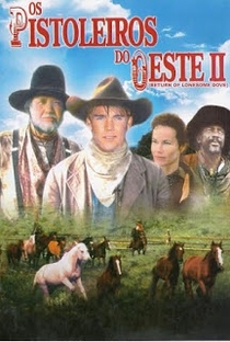 Os Pistoleiros do Oeste 2 - Poster / Capa / Cartaz - Oficial 1