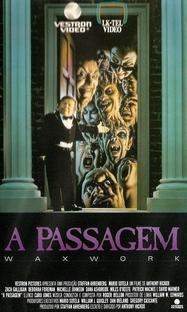 A Passagem - Poster / Capa / Cartaz - Oficial 2