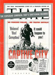 Cidade Cativa - Poster / Capa / Cartaz - Oficial 2