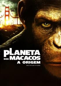 Planeta dos Macacos: A Origem - Poster / Capa / Cartaz - Oficial 12