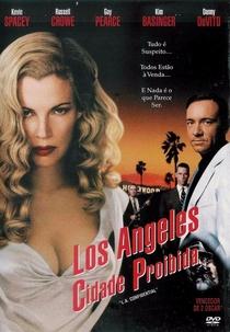 Los Angeles - Cidade Proibida - Poster / Capa / Cartaz - Oficial 6