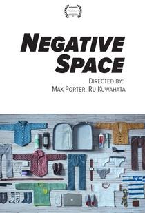 Espaço Negativo - Poster / Capa / Cartaz - Oficial 1