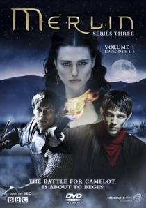 As Aventuras de Merlin (3ª Temporada) - Poster / Capa / Cartaz - Oficial 1