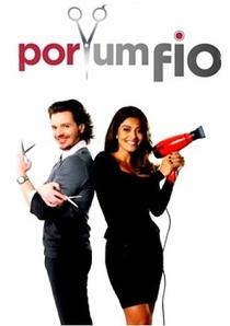 Por um Fio (1ª  temporada) - Poster / Capa / Cartaz - Oficial 1