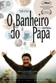 O Banheiro do Papa - Poster / Capa / Cartaz - Oficial 2