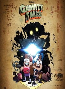 Gravity Falls (2ª Temporada) - Poster / Capa / Cartaz - Oficial 2