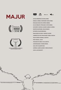 Majur - Poster / Capa / Cartaz - Oficial 1