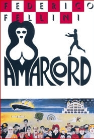 Amarcord - Poster / Capa / Cartaz - Oficial 4