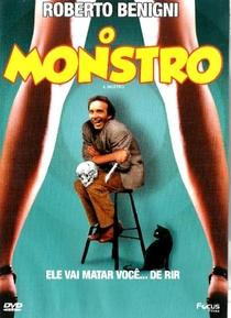O Monstro - Poster / Capa / Cartaz - Oficial 5