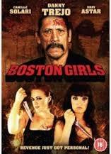 Boston Girls - Poster / Capa / Cartaz - Oficial 1