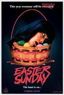 Easter Sunday - Poster / Capa / Cartaz - Oficial 1