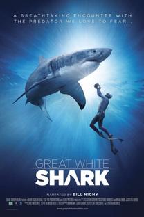 O Grande Tubarão Branco - Poster / Capa / Cartaz - Oficial 1
