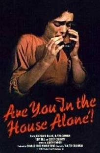 Você Está Sozinha? - Poster / Capa / Cartaz - Oficial 2