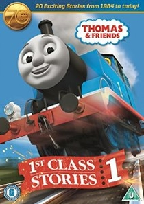 Thomas & Friends: 1st Class Stories  - Poster / Capa / Cartaz - Oficial 1