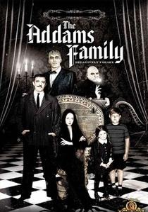 A Família Addams (1ª Temporada) - Poster / Capa / Cartaz - Oficial 1